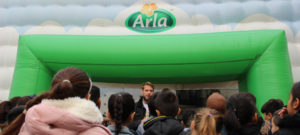 The wonderful world of milk with Arla Dairy