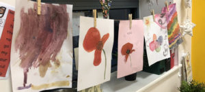 Starlings learnt about Remembrance Day