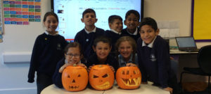 Spooktacular with Year 4!