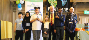 Fairtrade Fortnight Conference with Leeds DEC